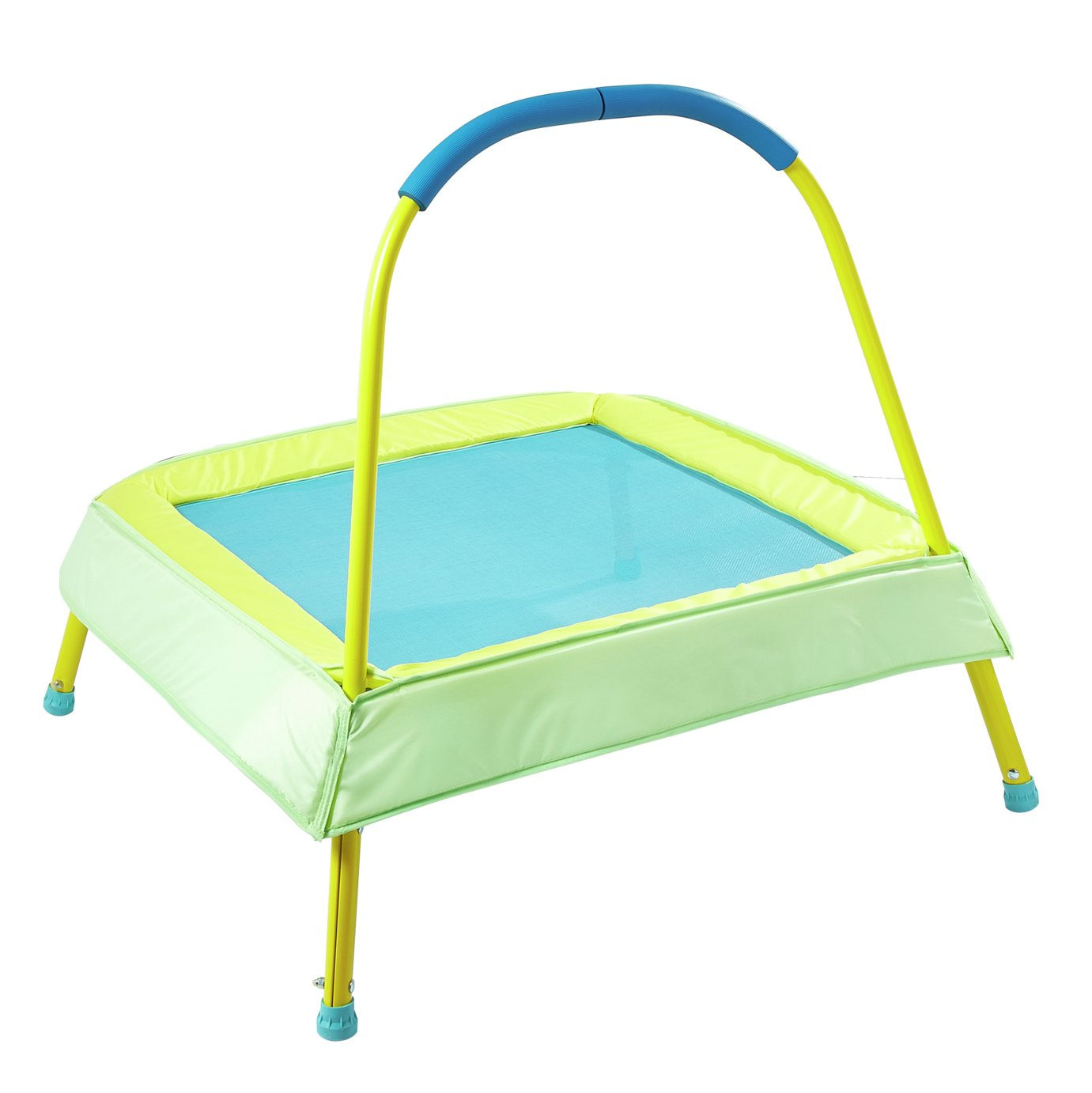 Chad Valley Kid's 2ft Indoor Trampoline - Green