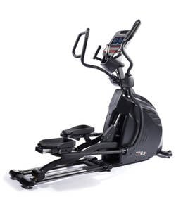 Cross trainers and elliptical trainers