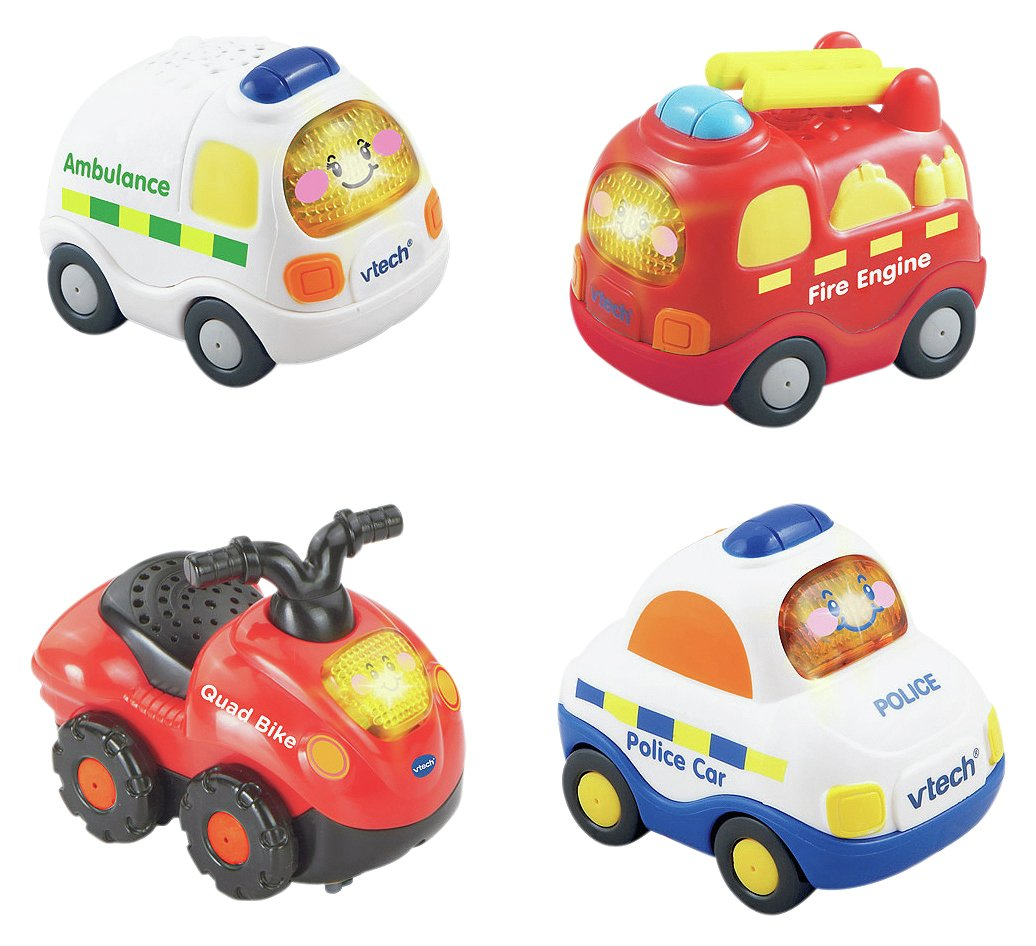 VTech Toot-Toot Drivers Assortment