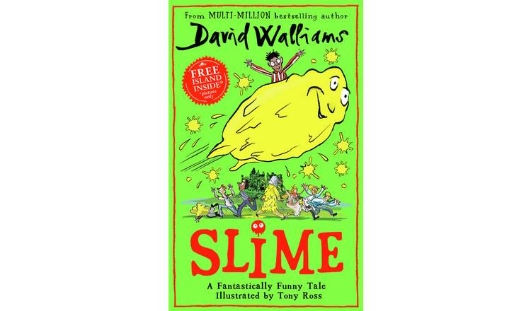Buy Slime - David Walliams | Kids books | Argos