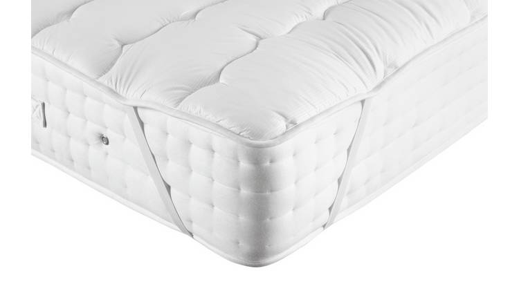 Argos Home Anti Allergy Mattress Topper - Kingsize