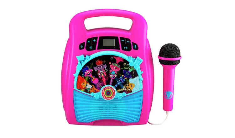 Trolls World Tour Bluetooth MP3 Karaoke