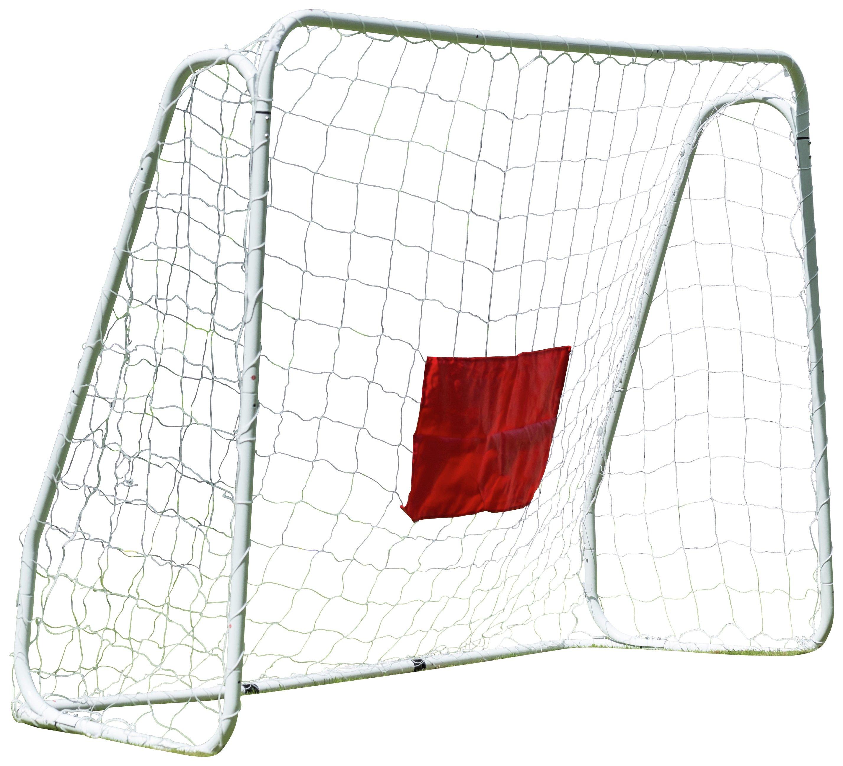 Traditional Garden Games Foldable Football Goal.