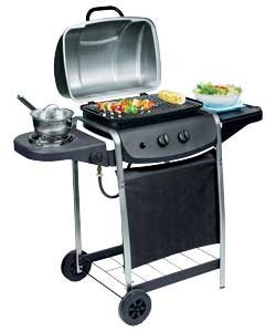 Barbecues and garden heating