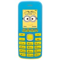 Sim Free Minions Feature Phone