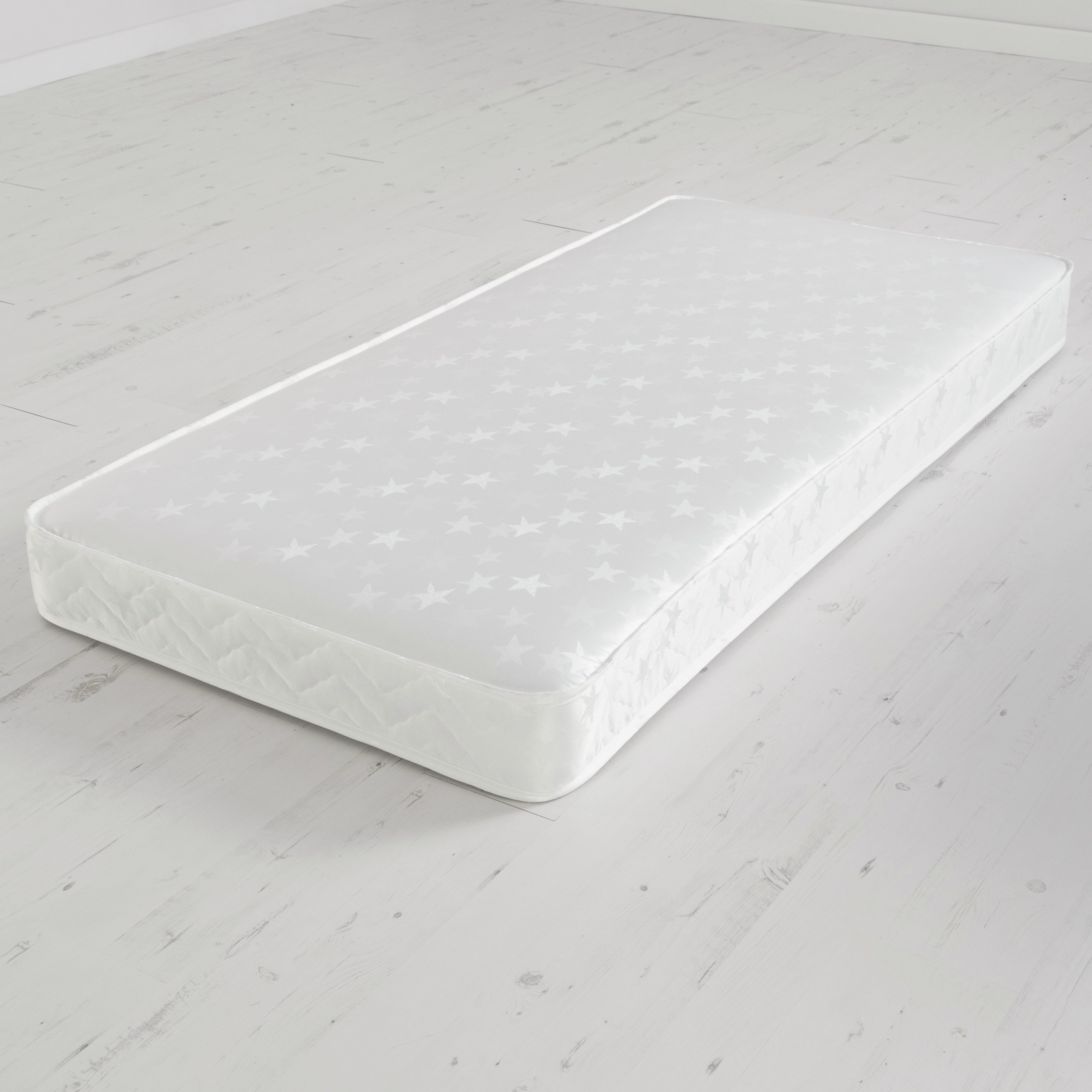 Airsprung Waterproof Anti Allergy Kids Shorty Mattress