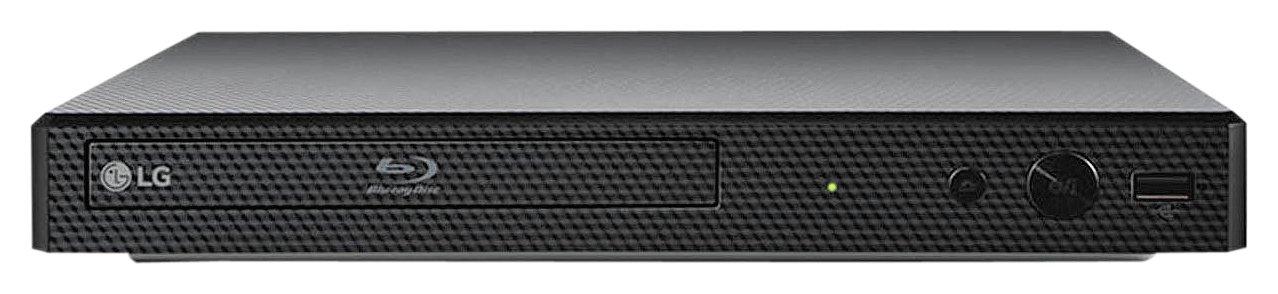 Image of LG - BP255 - Smart Blu-ray/DVD Player.