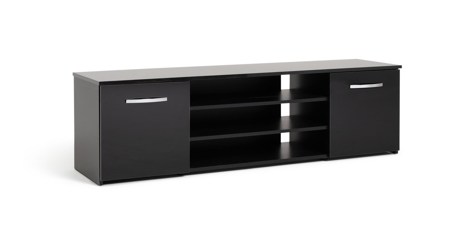 Tv Cabinet With Doors Argos  Buy hayward wide door tv unit black at argos  sc 1 st  Sekiya.info & Tv Cabinet With Doors Argos: Buy collection ohio door tv unit low ...
