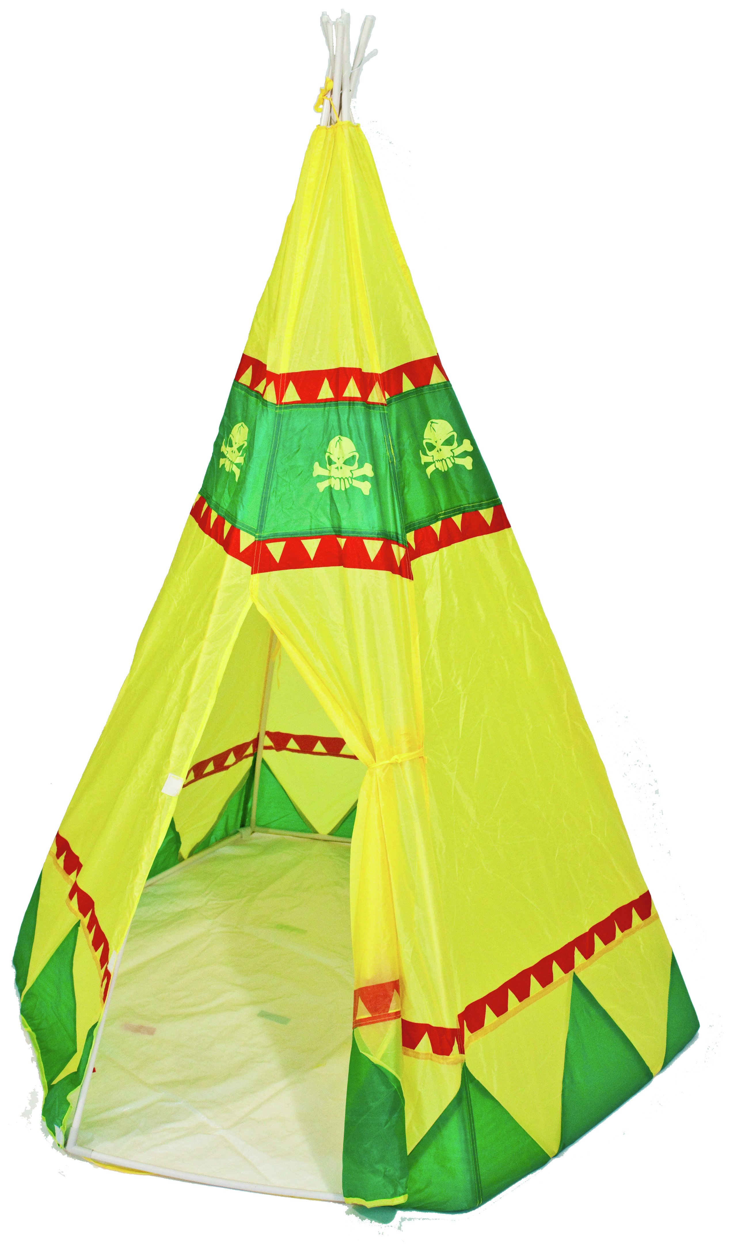 new products 6b610 12a3f Traditional Garden Games TeePee Play Tent (4115142) | Argos ...