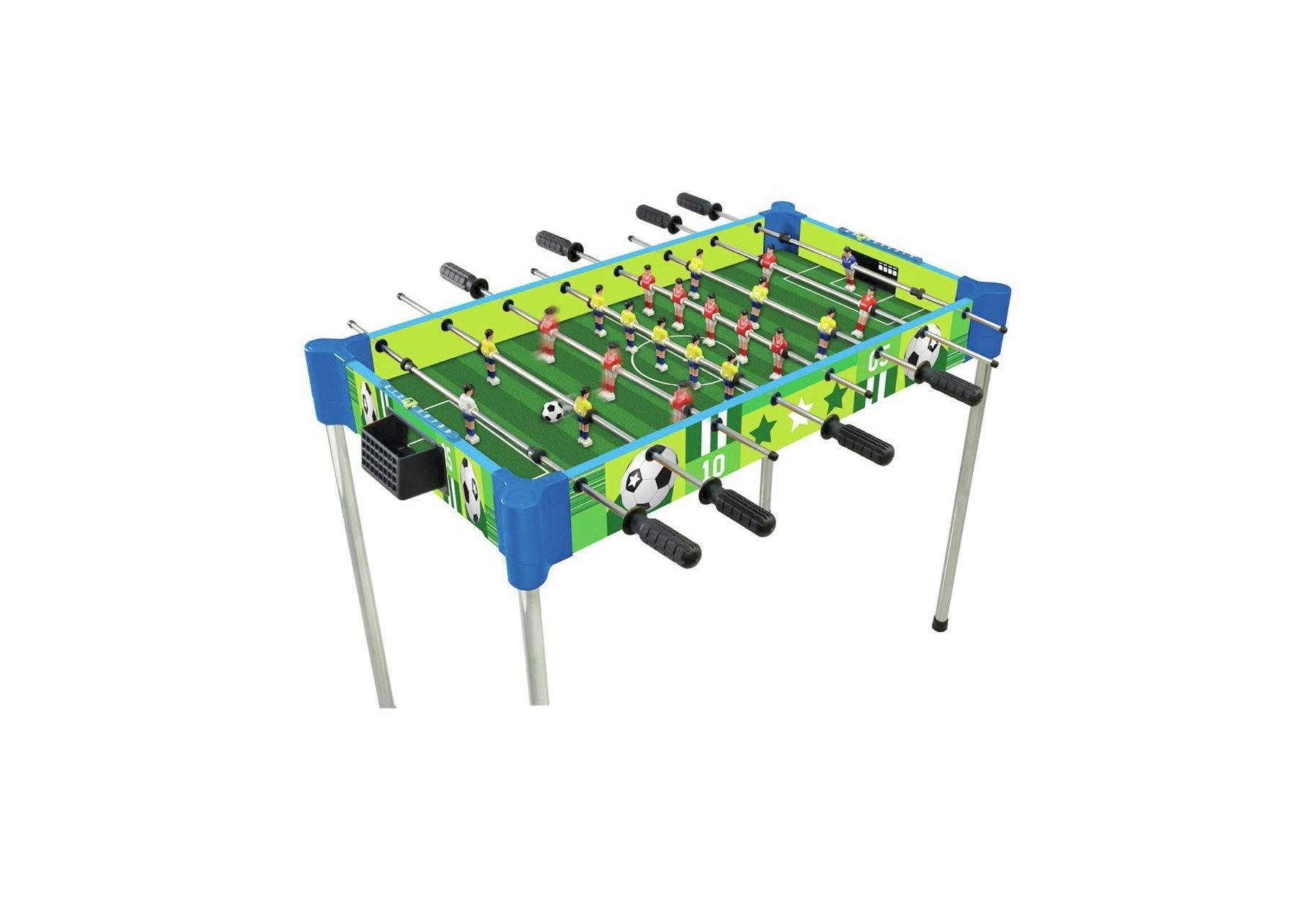 Click and Play - 32 Inch Kids - 2-in-1 - Football Table