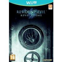 Resident Evil: Revelations Nintendo - Wii U - Game