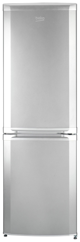 Beko CS5713APS Fridge/Freezer - Silver.