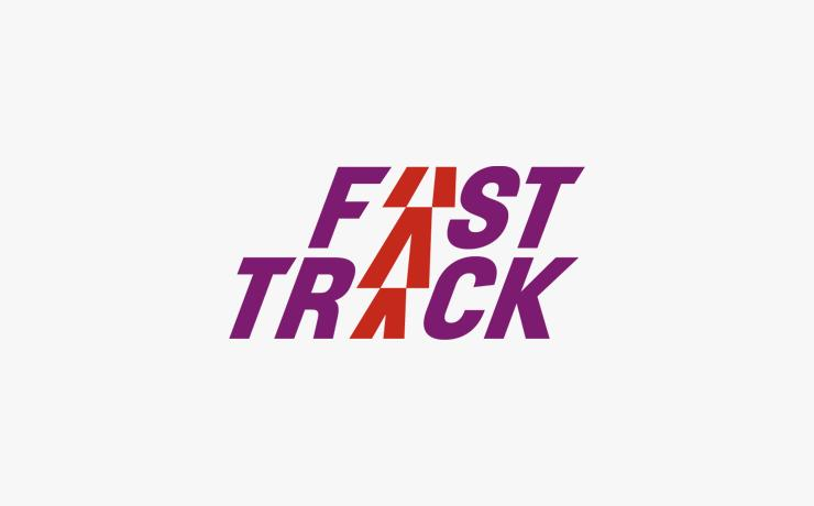 The Fast Track logo.