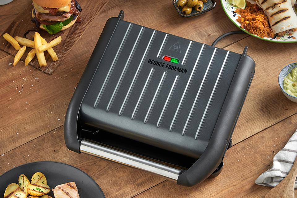 Great new prices on these George Foreman grills.