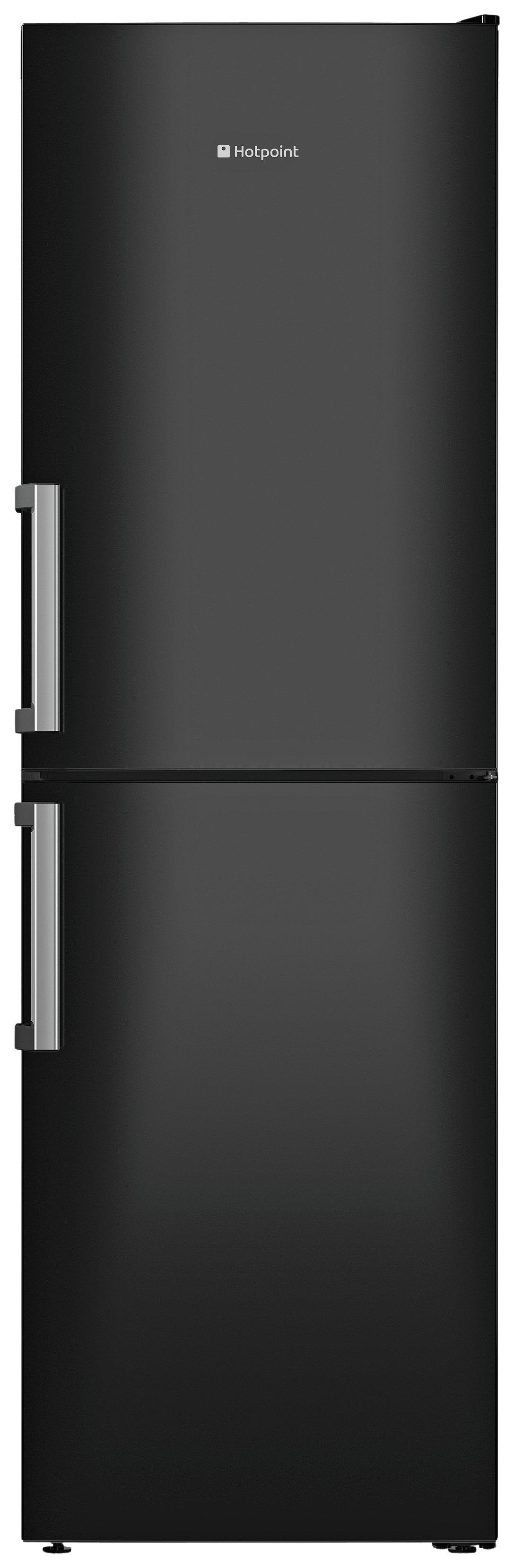 Hotpoint LAG85N1IKH Frost Free Fridge Freezer - Black.
