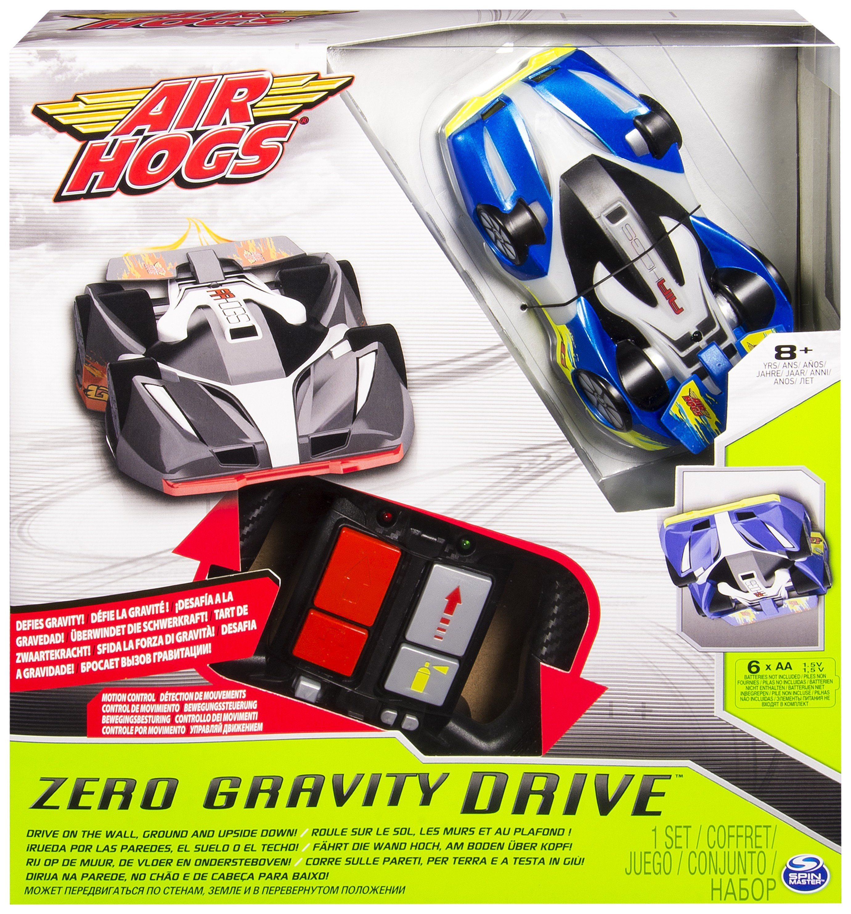 Image of Air Hogs Zero Gravity Drive Assortment