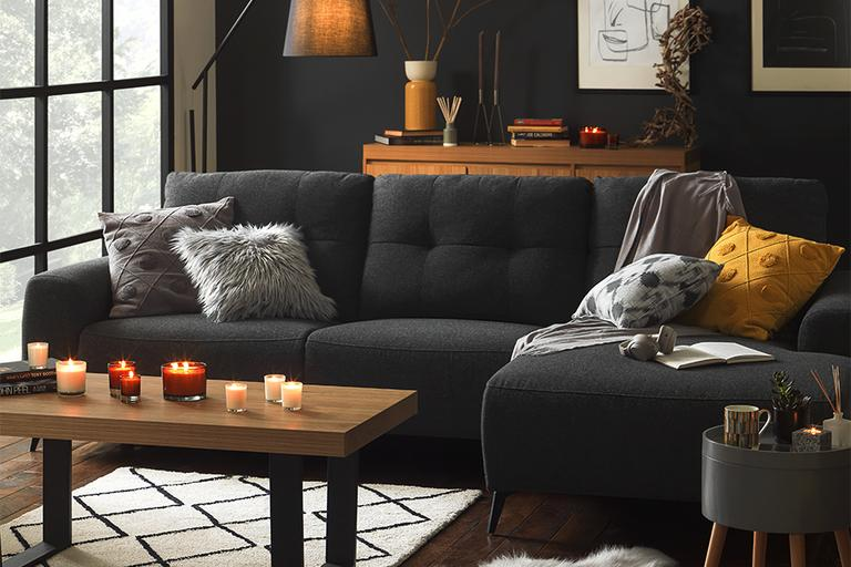 Create a cosy and inviting space.
