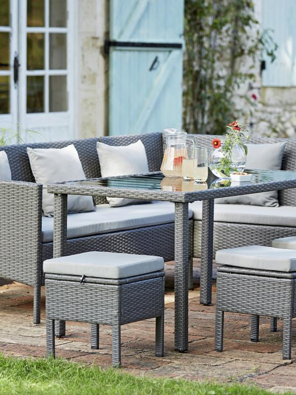 Garden furniture buying guide.