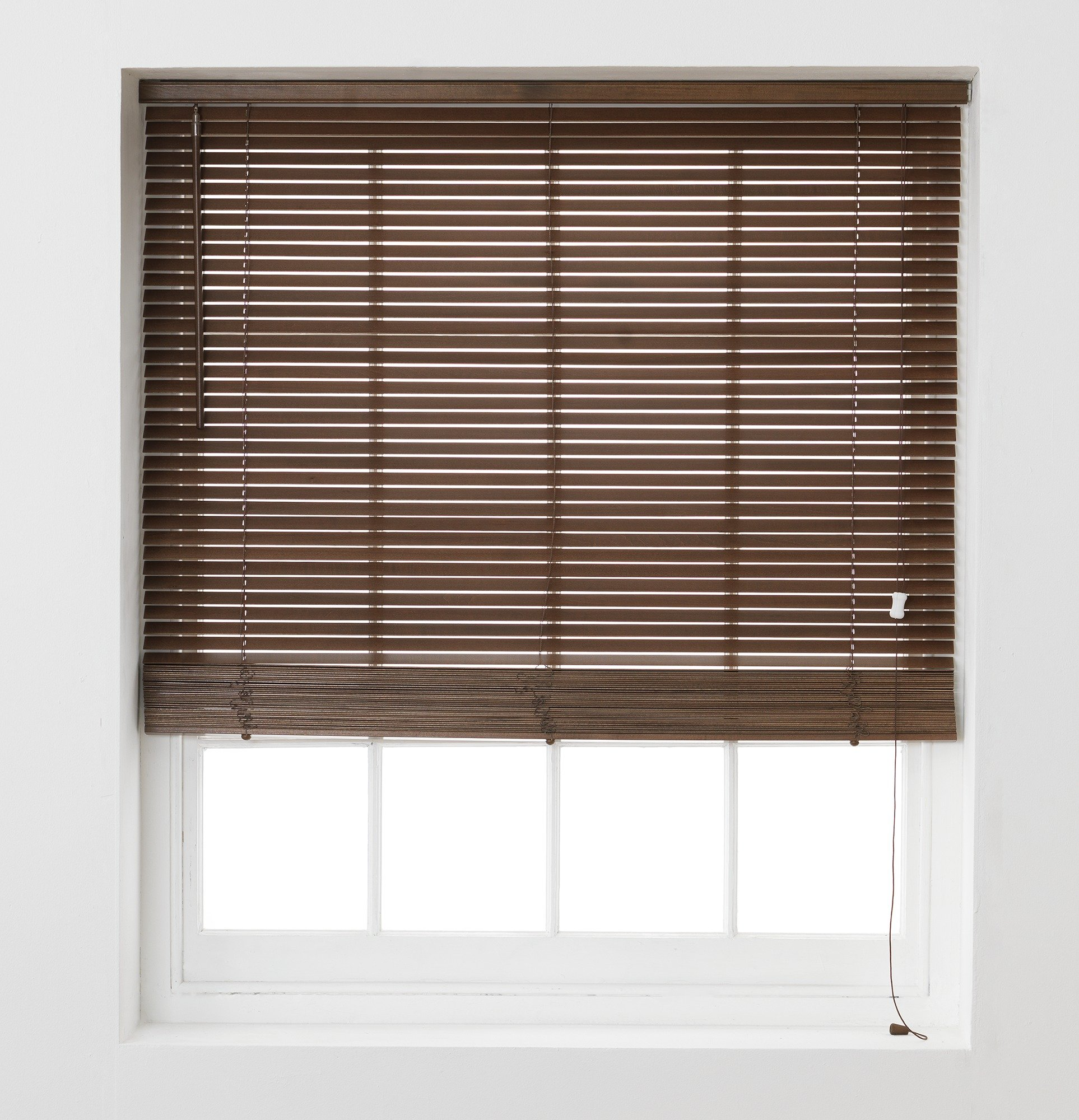 Buy Argos Home Wooden Venetian Blind 4ft Walnut Blinds Argos