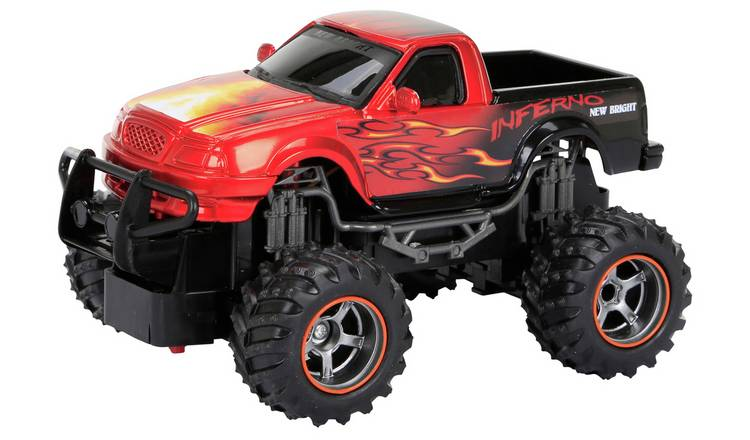 1:24 Radio Controlled Predator Truck - Red