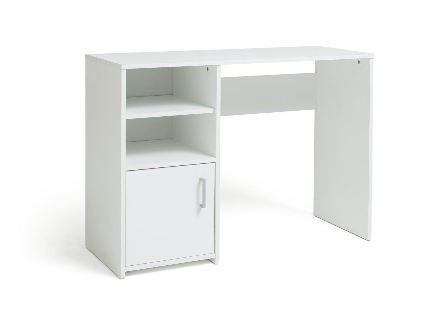 Argos Home Lawson Office Desk - White