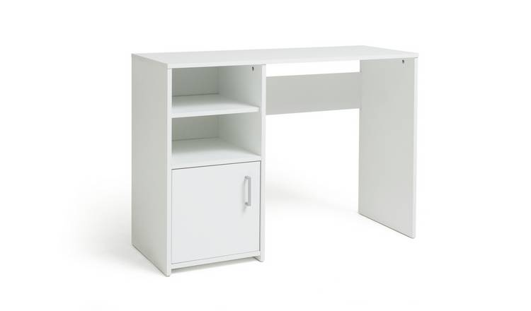 Argos Home Lawson Office Desk - White