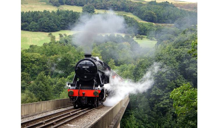 Family Steam Train For Four Gift Experience