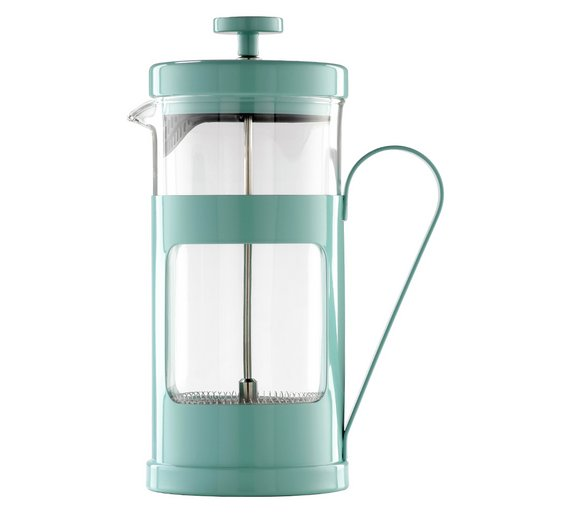 Buy Monaco 8 Cup Cafetiere Retro Blue At Your Online Shop For Teapots And