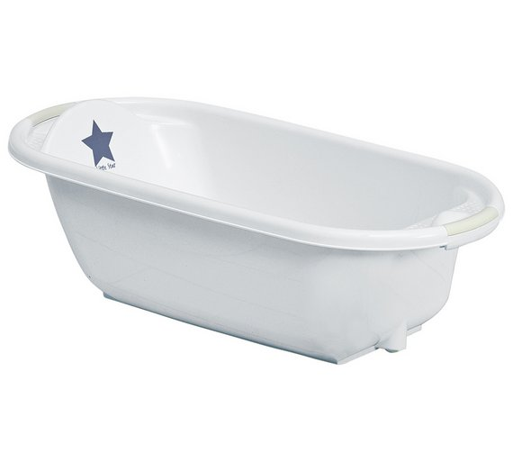 Buy Strata Little Star Baby Bath at Argos.co.uk - Your Online Shop ...