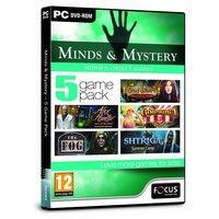 Minds Mystery 5- PC Game Pack