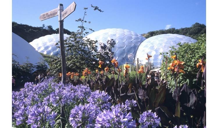 Eden Project Entrance for Two Gift Experience