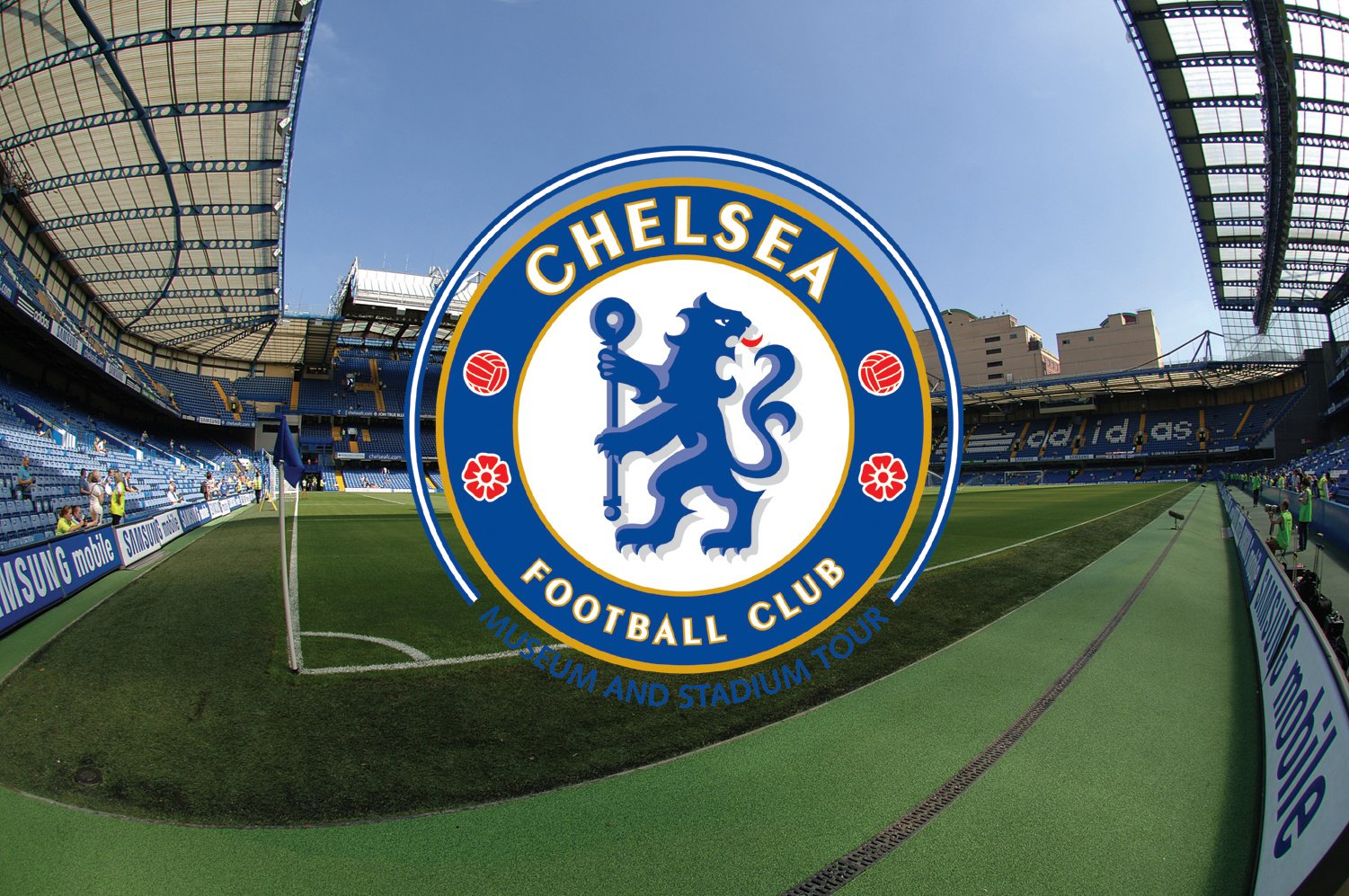 Chelsea Football Club Adult Tour for 2 Gift Experiences
