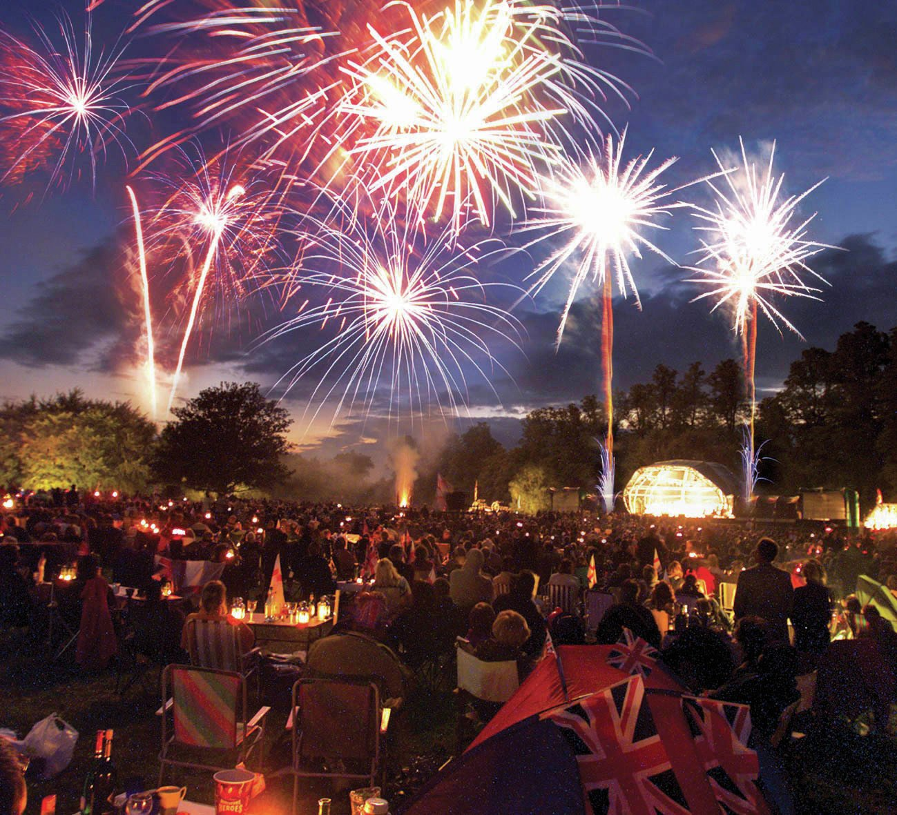 Outdoor Proms Concert for Two Gift Experience