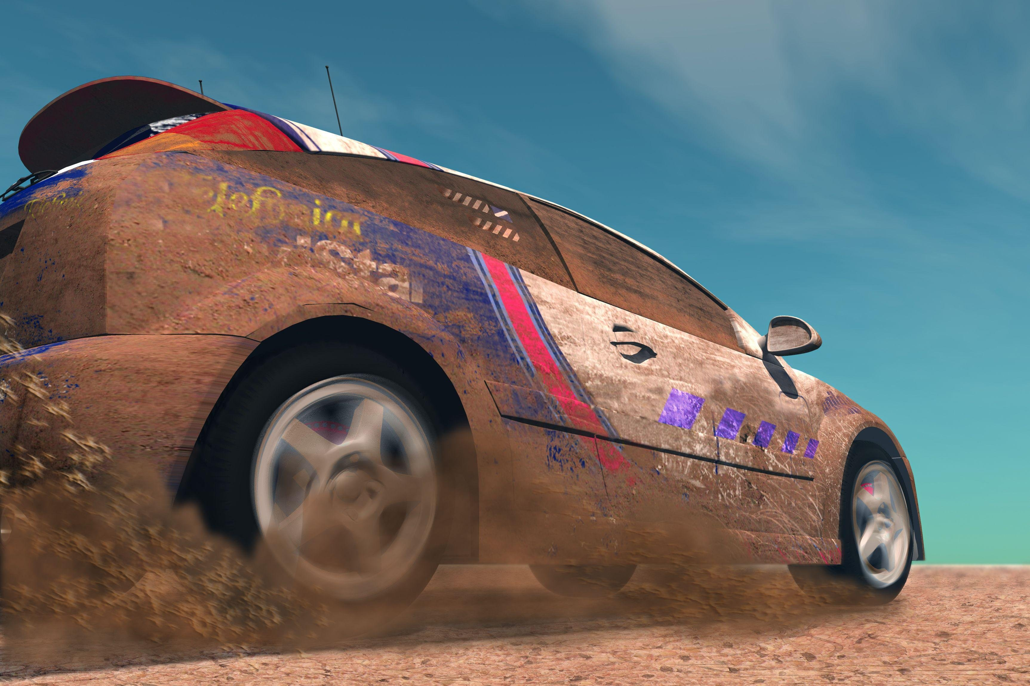 Rally Taster Gift Experience
