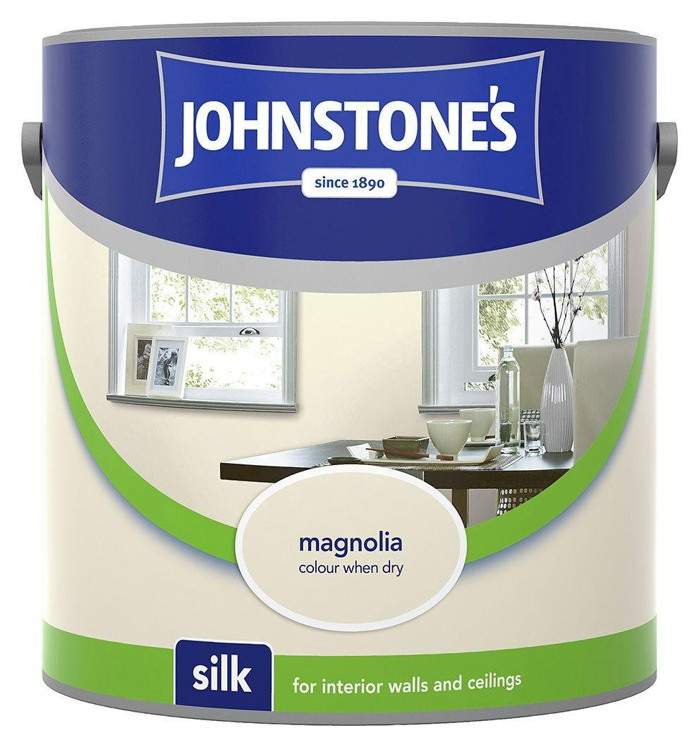 Johnstone's - Magnolia Silk Emulsion 25L