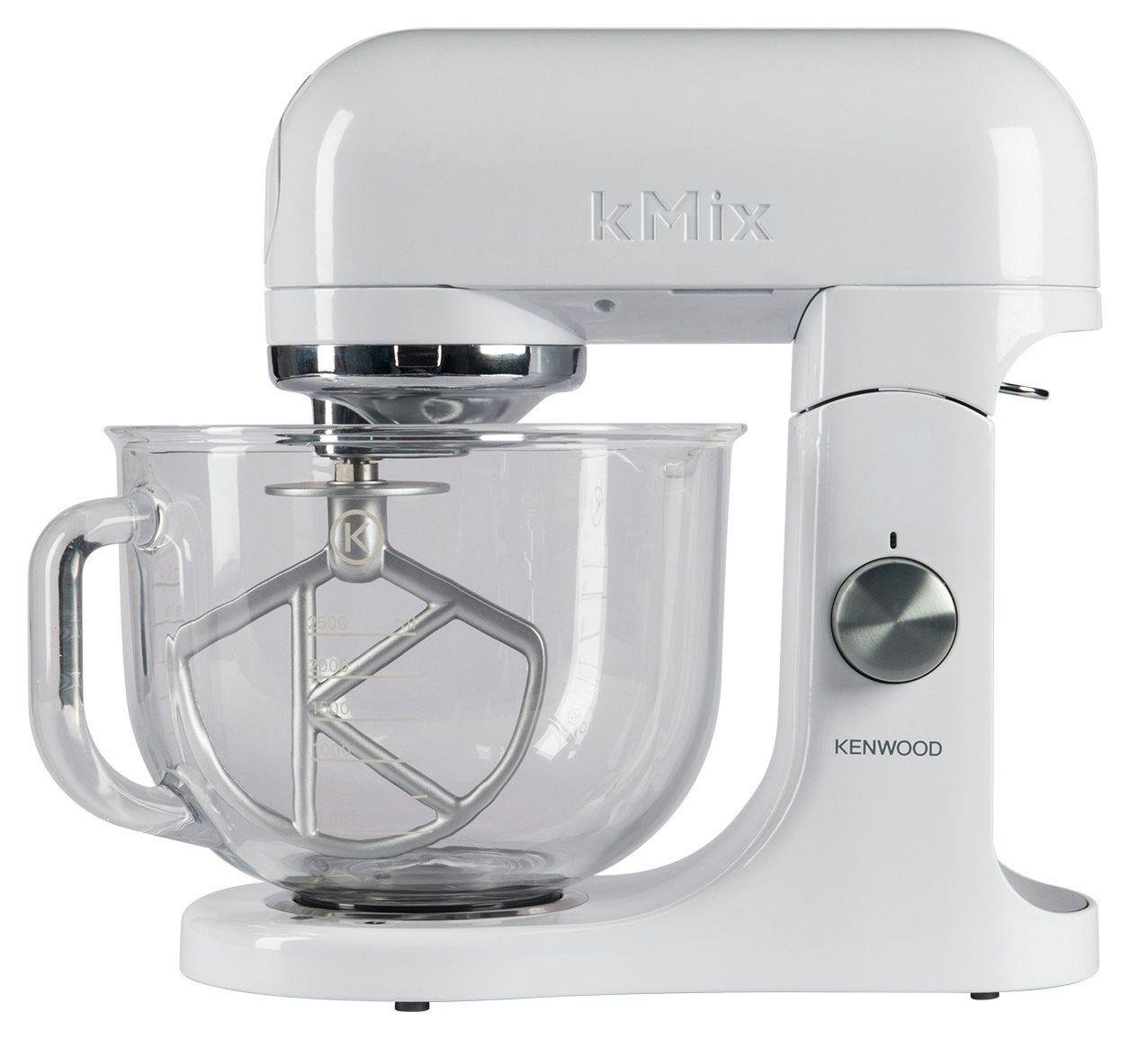 Kenwood - KMix Stand Mixer - White