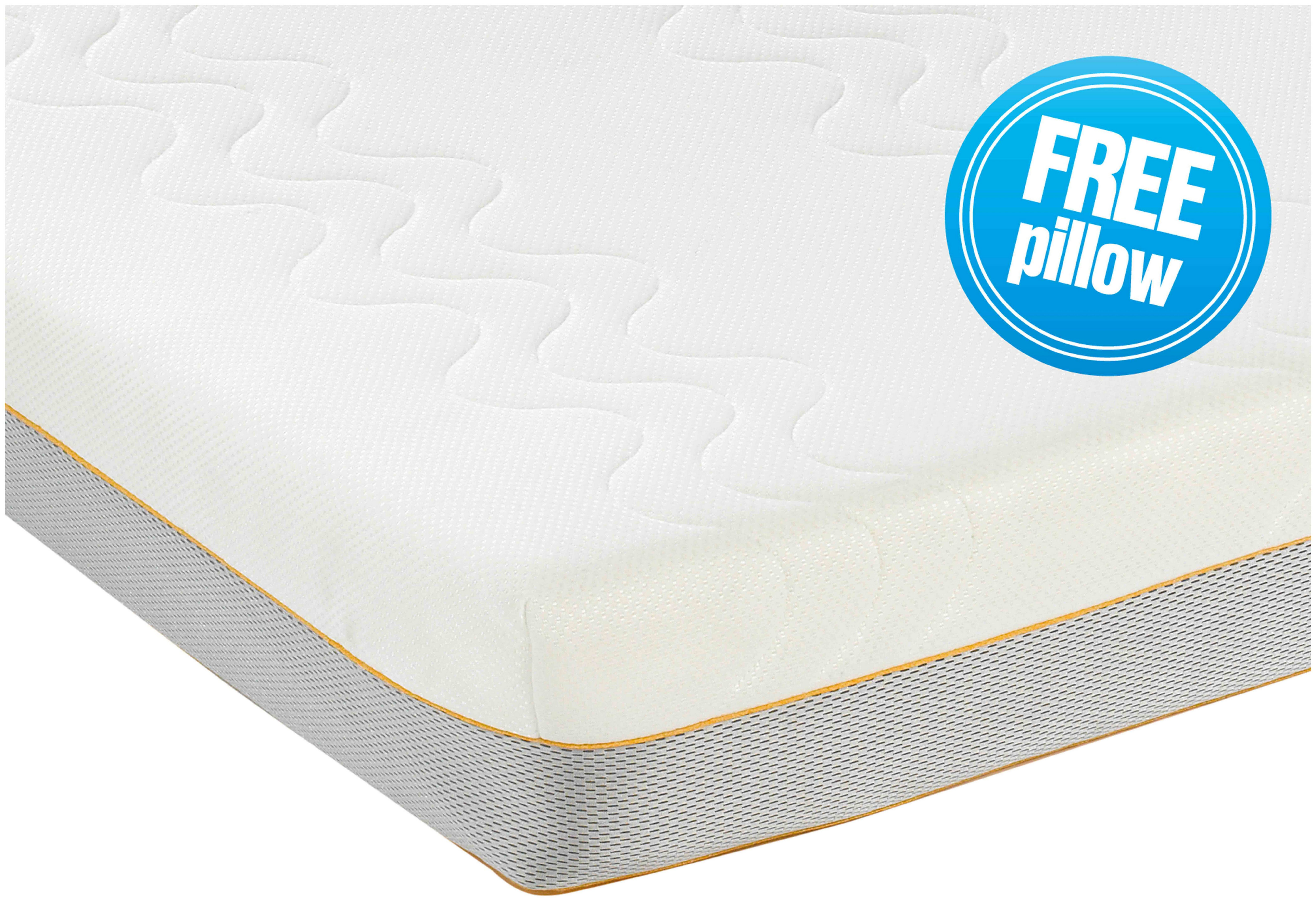 Dormeo maui options spring double mattress.