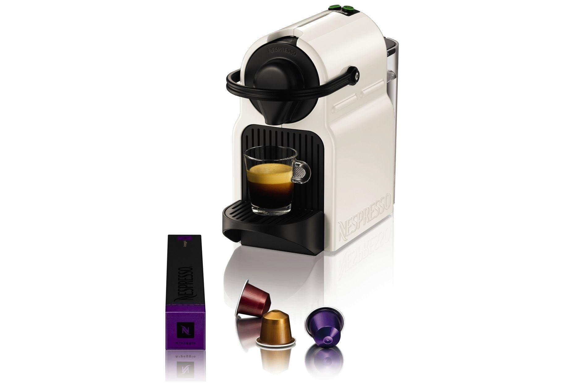nespresso find it for less. Black Bedroom Furniture Sets. Home Design Ideas