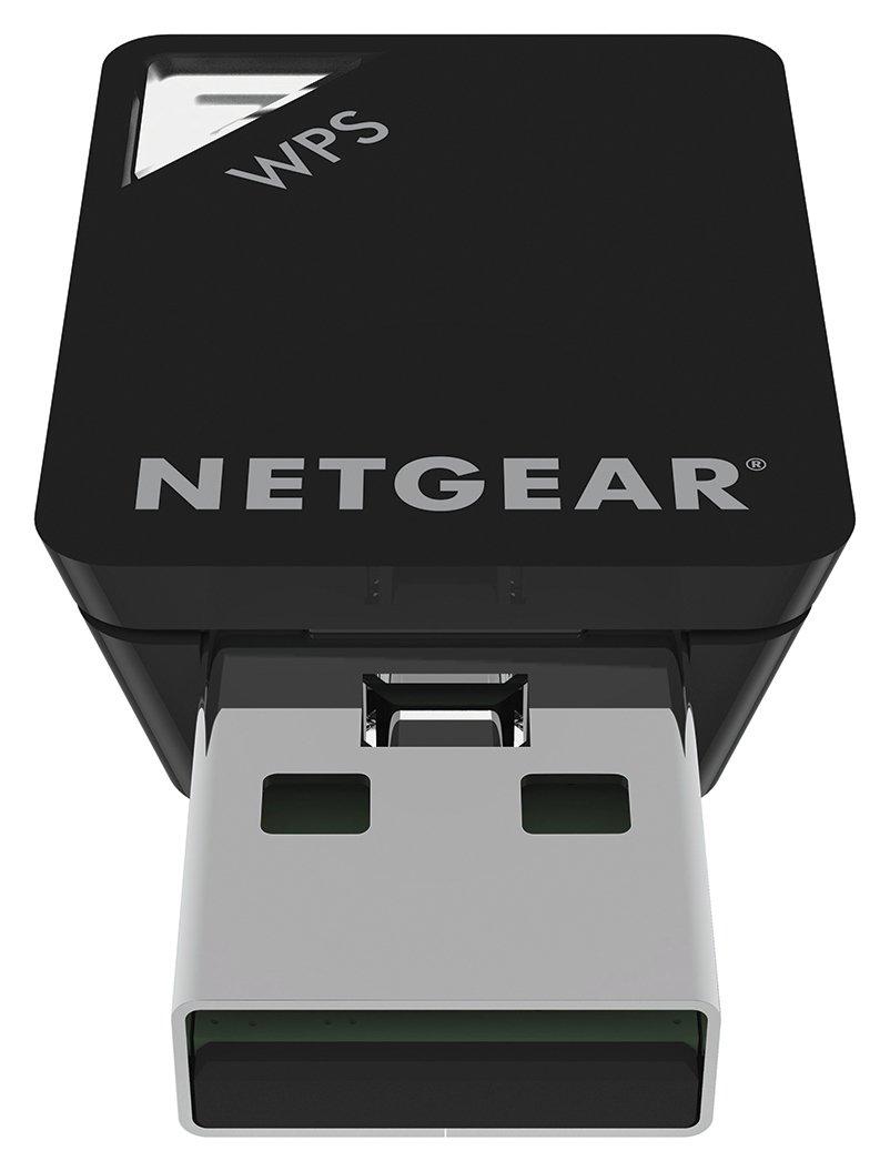 Netgear Netgear - N600 Dualband AC Mini - USB Adapter