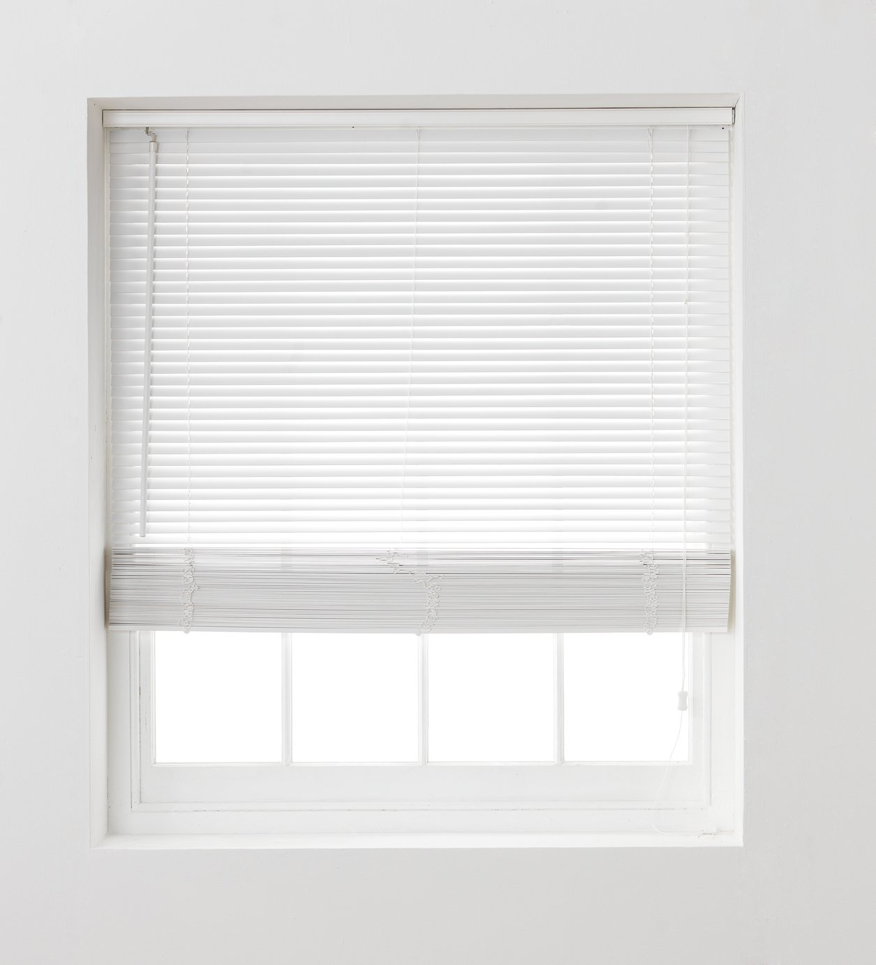 Buy Argos Home Wooden Venetian Blind 2ft White Blinds Argos