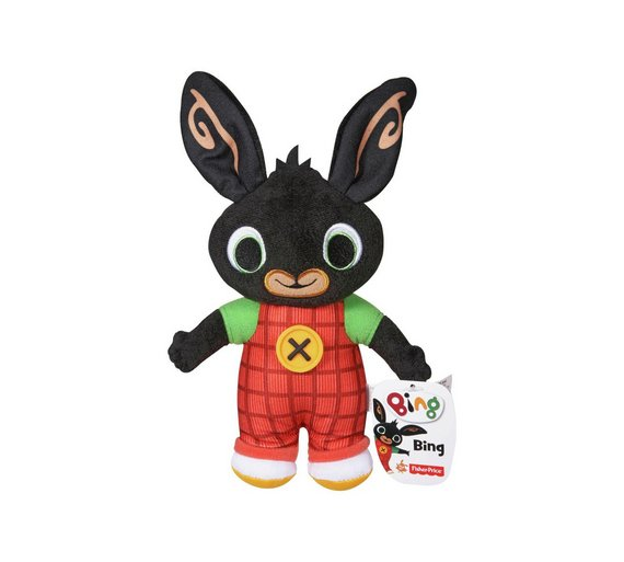 buy fisher price bing plush assortment 2 for 15 pounds on toys argos