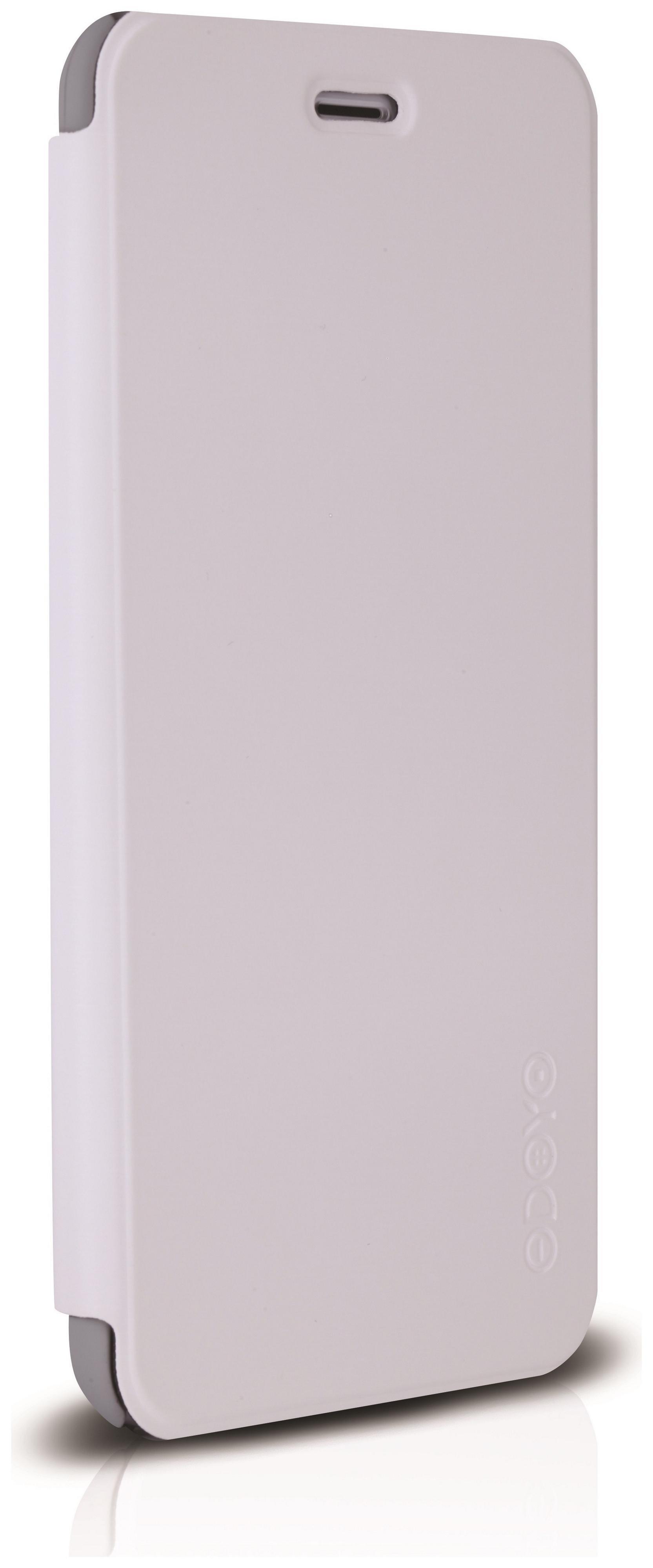 Odoyo Odoyo Nano Folio Premium Case for iPhone 6 Plus - White