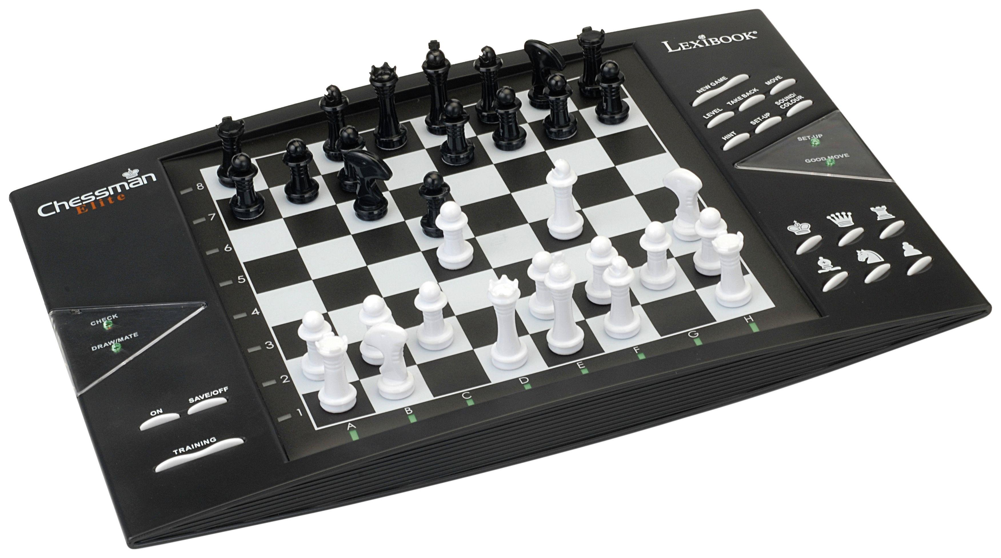 Lexibook - Chessman Elite