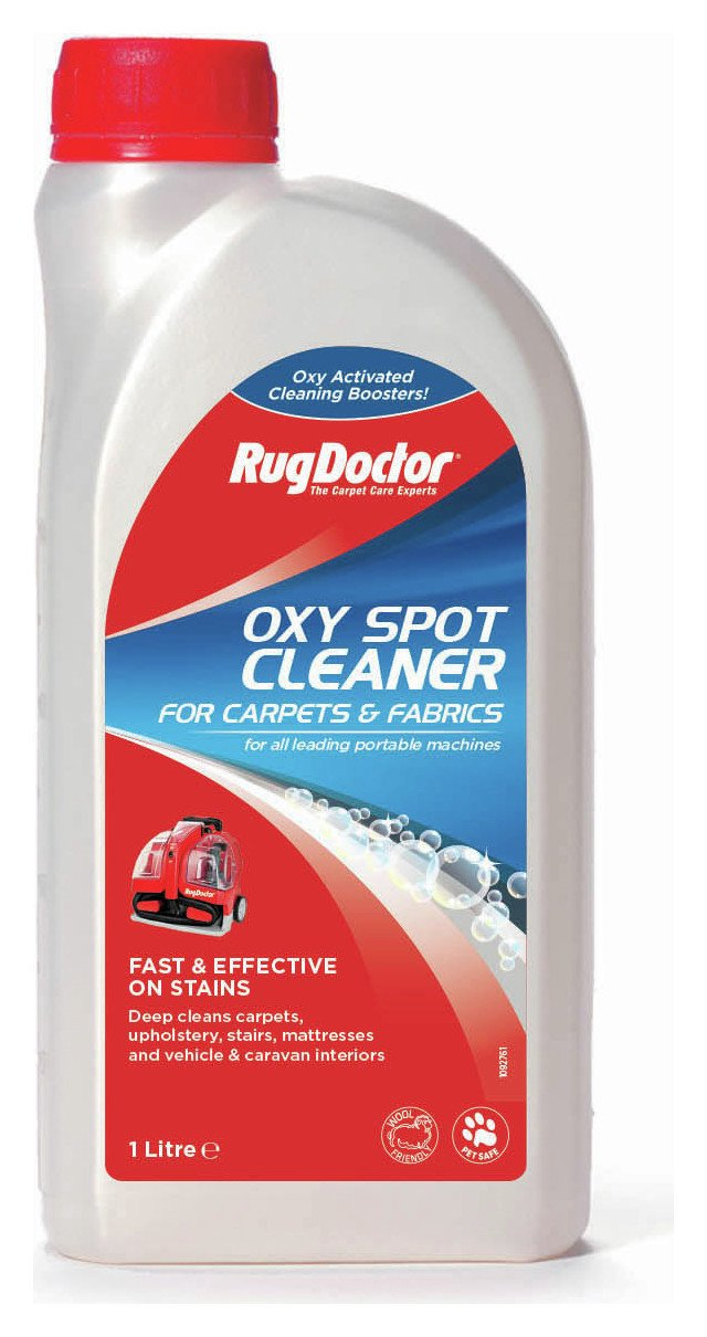 Buy Rug Doctor Portable Spot Cleaner Solution At Argos.co.uk   Your Online  Shop For Vacuum, Carpet Cleaner And Steam Cleaner Accessories, Floorcare,  ...