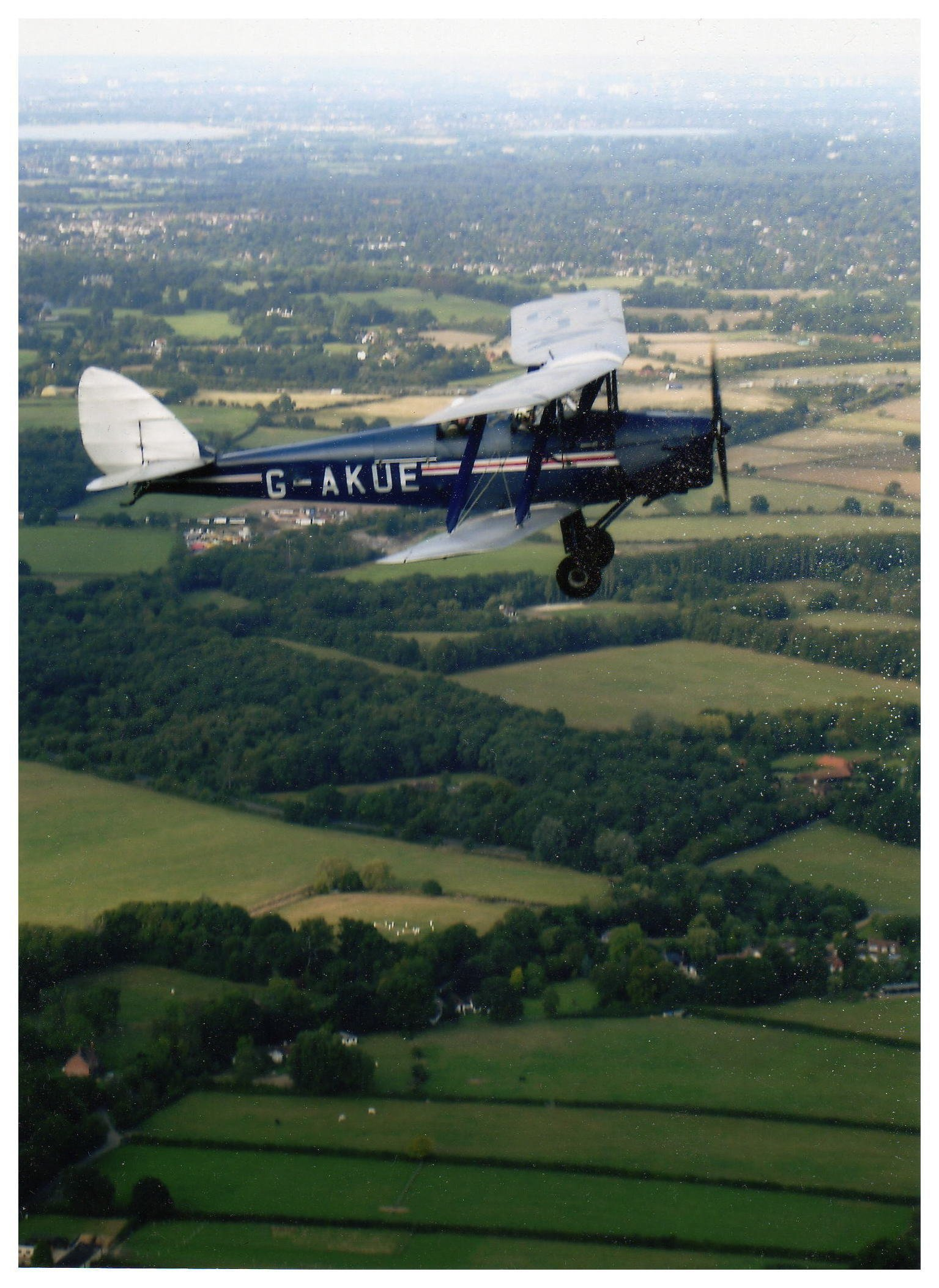 Image of Activity Superstore 15 Minute Tiger Moth Flying Lesson.
