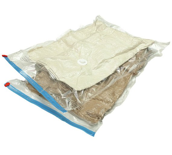 Protect Store Mixed Vacuum Storage Bags 6 Piece Set