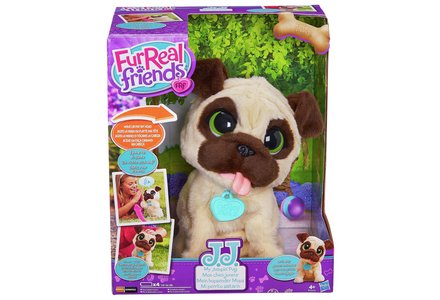 FurReal JJ My Jumping Pug Pet