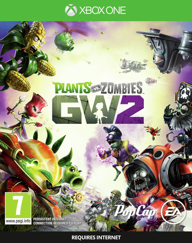 Plants vs Zombies Garden Warfare 2 Xbox One Game