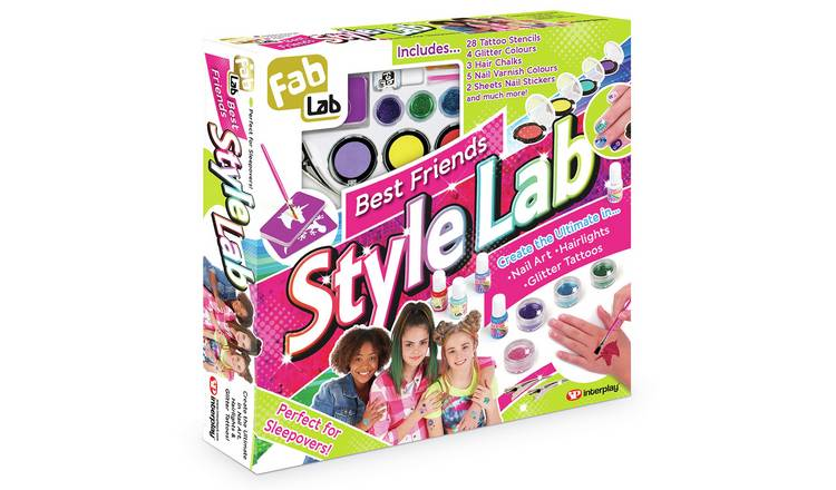 FabLab Style Lab Activity Set