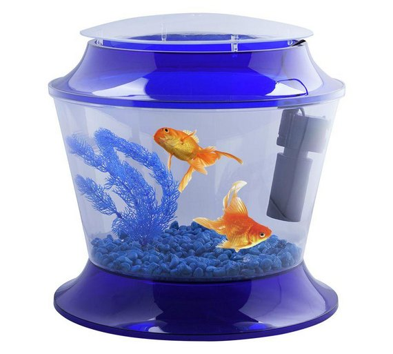 Buy fish r fun blue children 39 s fish tank at for Online fish stores